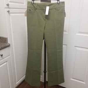 NY&C Light Olive Green Pants